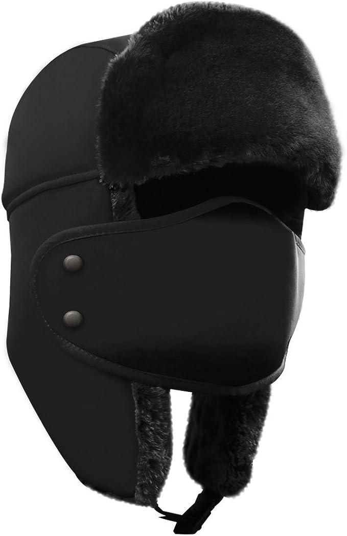Trapper Hat Winter Hat Unisex Winter Hat