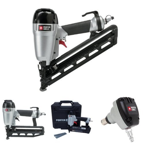Porter Cable DC250C, FN250C, BN200C, and PN350 Nailer Starter Kit