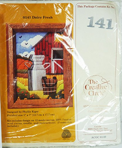 Dairy Fresh Kit #141 Country Farm by The Creative Circle
