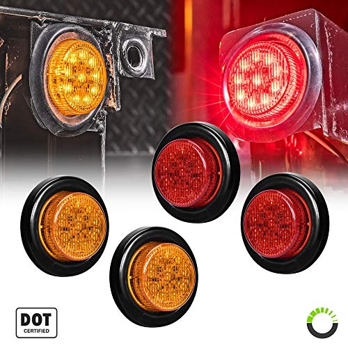 Round Reflector Led Lights in US - 3