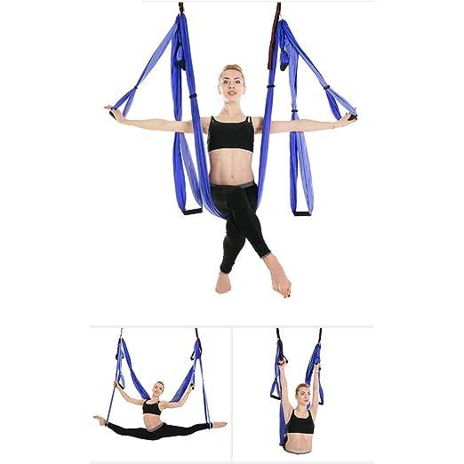 YONGYONG-hammock Yoga Hamaca Fitness Columpio Silla Yoga con ...