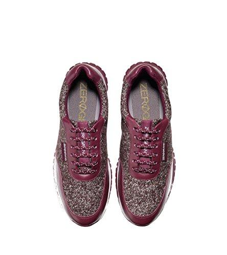 Cole Haan Womens Zerogrand Classc Snk Fashion Sneaker Zinfandel