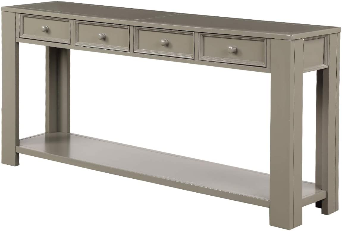 - Amazon.com: 64 Inch Long Hallway Table,JULYFOX Console Table With