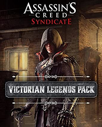 Amazon Com Assassin S Creed Syndicate Victorian Legends Pack Online Game Code Video Games