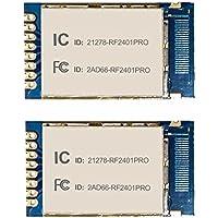 NiceRF RF2401PRO 2.4G FCC Approval 2.4G Wireless transceiver module, 2 pcs