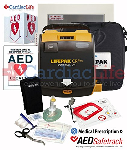 Cabinet and Sign Pack w/ CA by Cardiac Life (Sign Cabinet)