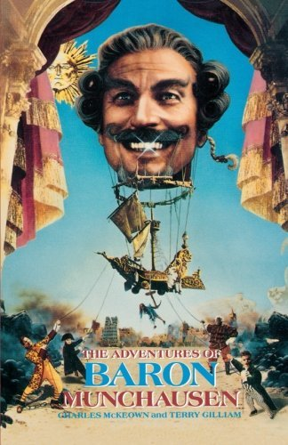 Image result for the adventures of baron munchausen movie poster amazon