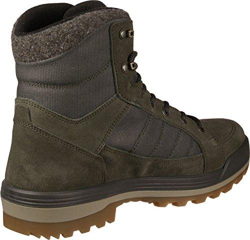 III Isarco Randonnée 0748 Chaussures Mid GTX Hautes Oliva Vert de Lowa Homme Bq65Fw