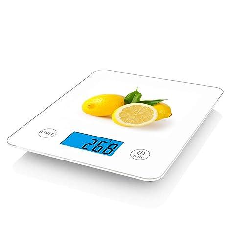 Cucsaist Básculas de Cocina Básculas electrónicas Básculas Digitales Básculas nutricionales Medicamentos Redondos con básculas electrónicas Alimentos
