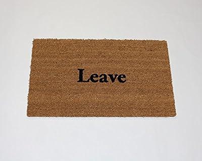 Leave Doormat (18x30)