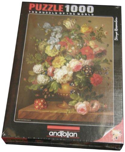 Classic Bouquet Jigsaw Puzzle, 1000-Piece (Classic Bouquet)