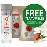 310 Tea (28 SRV) QTY 2 - Slimming Detox Tea + free 310 Tumbler with eBook!