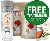 310 Tea (28 SRV) QTY 2 - Slimming Detox Tea + free 310 Tumbler with eBook!