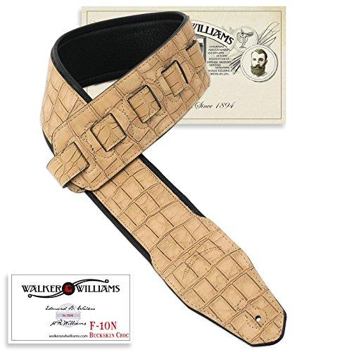 Glove Leather Guitar Strap - 9