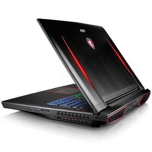 "Image XOTIC MSI GT73VR Titan 003 - 17.3"" 120Hz 5ms Gaming Laptop Intel Core i7-6820HK GTX1080 16GB DDR4 1TB SATA SSD +1TB HDD TB3Win10 VR Ready - HTC Vive Compatible no. 4"