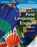 Cambridge IGCSE First Language English Coursebook.