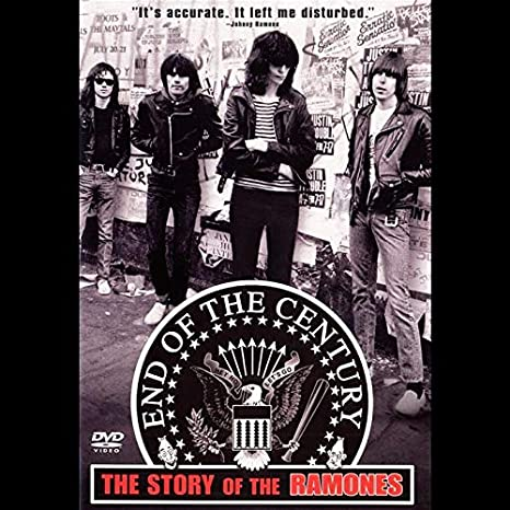 Amazon End of the Century The Story of the Ramones