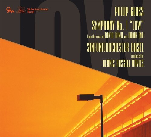 Glass: Symphony No.1 'Low' by Philip Glass (2014-06-10) (2014 Glasses)