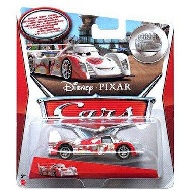 Disney Cars Metallic Finish Series - Shu Todoroki Vehicle Series Diecast Vehicle