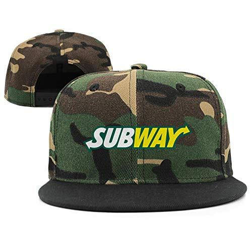 UONDLWHER Adjustable Unisex Subway-Fast-Food- Cap Cute Sun Hats