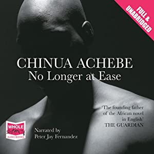 No Longer at Ease Audiobook