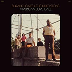 Durand Jones & the Indications aren't looking backwards. Helmedby foil vocalists in Durand Jones and drummer Aaron Frazer, theIndications conjure the dynamism of Jackie Wilson, Curtis Mayfield,AND the Impressions. Even with an aestheti...
