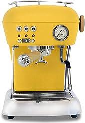 Ascaso Dream Up V3 Programmable Espresso Machine w/PID Control - Sun Yellow