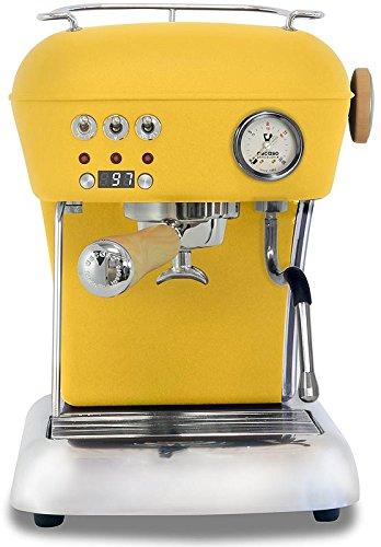 Ascaso Dream PID Espresso Machine - Sun Yellow