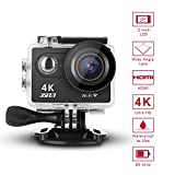 Best Movie Kit For DV Cameras - GSPON Wifi Action Camera 4K Ultra HD 12MP Review