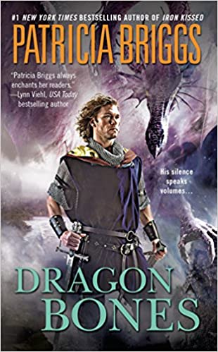 Image result for dragon bones patricia briggs book cover