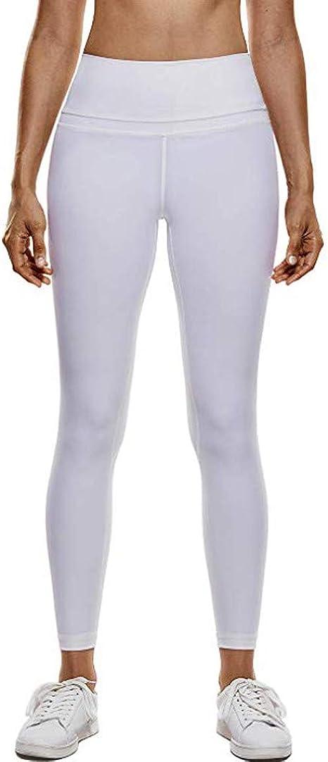 KIWI RATA Legging Sport Pantalon Yoga Moulant Femme Leggins Taille Haute sans Couture Doux Slim Fit Elastique Leeging en Hiver pour Fitness Gym Pilates Jogging