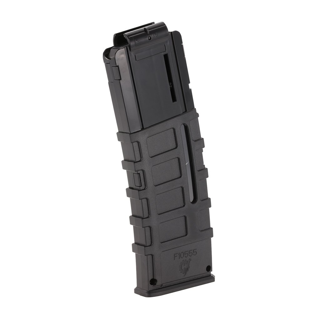 Goolsky Worker 15 Darts Quick Reload Clip Magazine Injection Mold Magazine Clip for Nerf Toy Gun