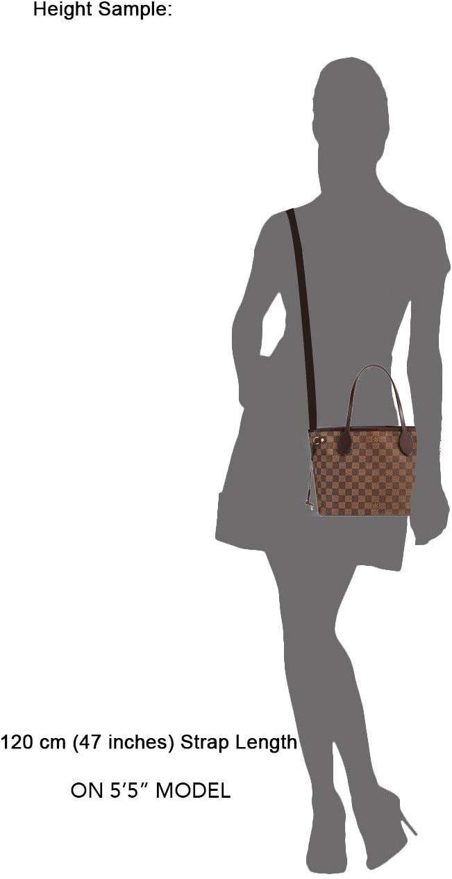 Cross Body Strap for Small Bag Alma Pochette Eva Favorite PM MM Messenger Bag 47