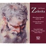 Zelenka: Missa Sancti Josephi, Zwv 14 / Litaniae Xaverianae, Zwv 155 [Import allemand]