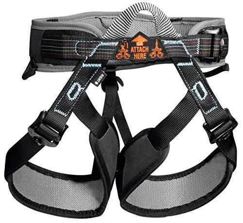Petzl ASPIR, Adjustable Harness
