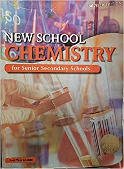 Image result for New School Chemistry for Senior Secondary Schools