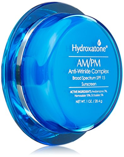 Hydroxatone AM/PM Anti-Wrinkle Complex SPF 15, 1 Fl Oz