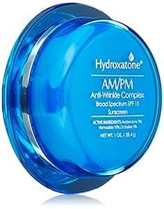 Hydroxatone AM/PM Anti-Wrinkle Complex SPF 15, 1 Fl Oz