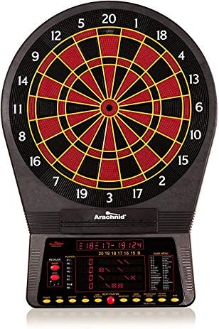 Arachnid Cricket Pro 800 Electronic Dartboard...