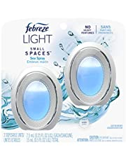Febreze Light Small Spaces Light Air Freshener Sea Spray, 7.5 ml, Pack Of 2 15 milliliter