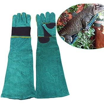 Amazon Com Long Arm Handling Gloves Home Amp Kitchen