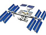 4D Vision International Space Station with Space Shuttle, 60-Piece at Amazon