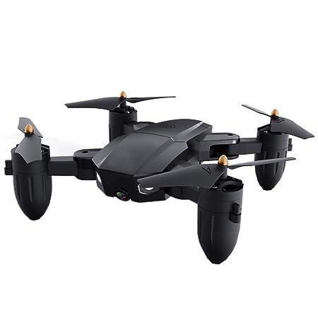 El Plegable con WiFi Drone FPV con Cámara Vídeo en Vivo HD ...