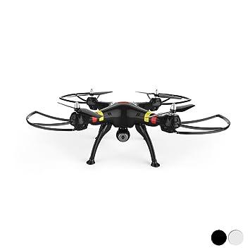 Drone WI-FI 2.4G R/C 4CH QUAD con cámara de 5 Megapixels: Amazon ...