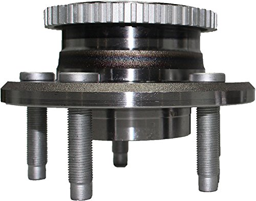 Detroit Axle - Brand New Front Wheel Hub and Bearing Assembly for Ford Mustang