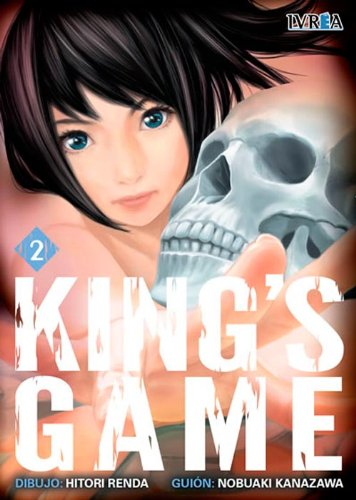 Descargar Libro King`s Game 2 Nobuaki Kanazawa