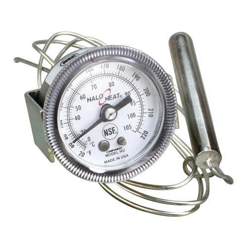 Alto Shaam Th-33713 Thermometer Bulb 2-1/2'' Temp 20-220 F Cap 24'' Alto-Shaam 500-1D Marine 621166 by Alto-Shaam