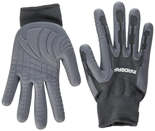 MadGrip Pro Palm Rhino Glove (Palm Gloves Coated Rubber)