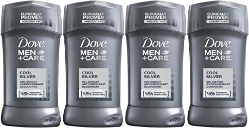 Dove Care Silver Antiperspirant Deodorant
