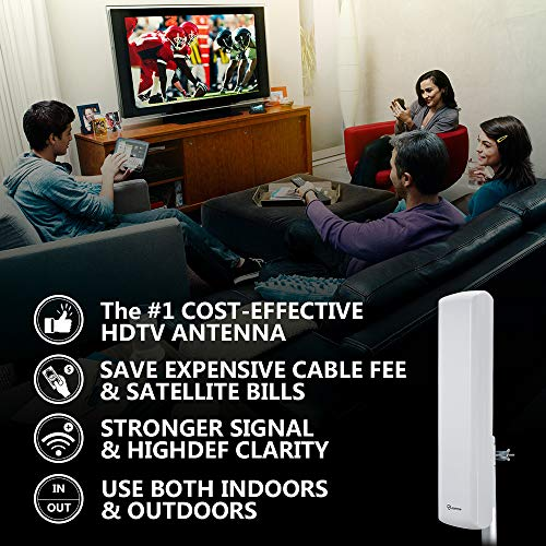 Buy outdoor antenna for tv reception